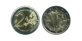2 Euros Commemoratives Italie