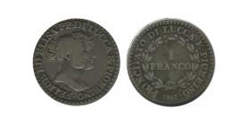 1 Franco Felix et Elisa Italie Argent - Lucca Piombino
