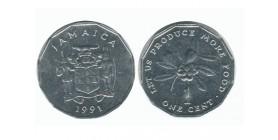 1 Cent Jamaïque