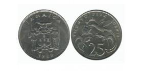 25 Cents Jamaïque