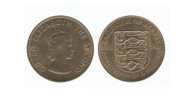 1/12 Shilling Elisabeth II Jersey