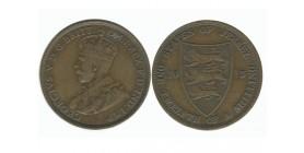 1/12 Shilling Georges V Jersey