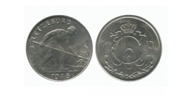 1 Franc Luxembourg