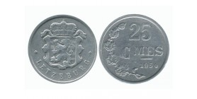 25 Centimes Luxembourg