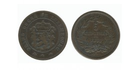 5 Centimes Luxembourg