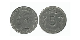 5 Francs Luxembourg