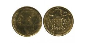 Module 40 Francs Grand Duc Jean Luxembourg
