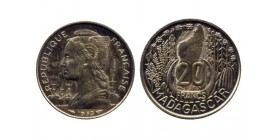 20 Francs Madagascar