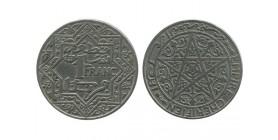 1 Franc Maroc