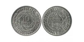 10 Francs Maroc