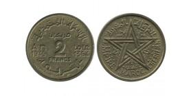 2 Francs Maroc