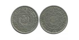 20 Francs Maroc