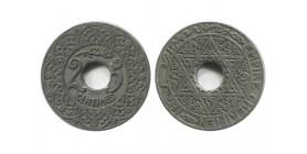 25 Centimes Maroc