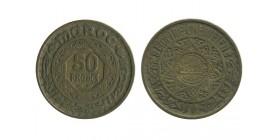 50 Francs Maroc