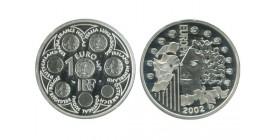 1 Euro 1/2 Europa