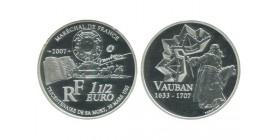 1 Euro 1/2 Vauban