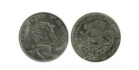 5 Pesos Mexique