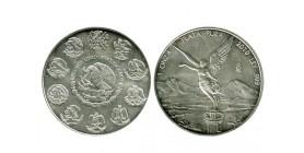 1 Once Mexique Argent