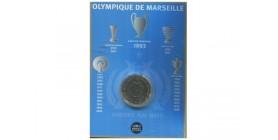 1 Euro 1/2 Olympique de Marseille