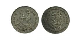 1 Peso Mexique Argent