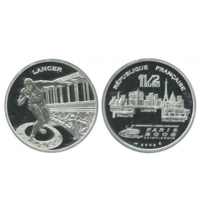 1 Euro 1/2 Lancer