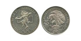 25 Pesos Mexique Argent
