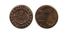 1 Centime Euro Monaco