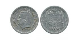 1 Franc Louis II Monaco