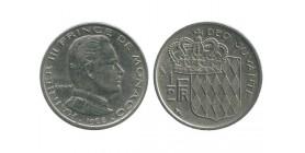 1/2 Franc Rainier III Monaco