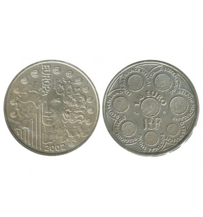 1/4 Euro Europa