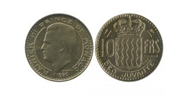 10 Francs Rainier III Monaco