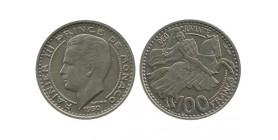 100 Francs Rainier III Monaco