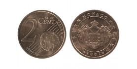 2 Centimes Euro Monaco
