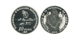 10 Euros Abbe Pierre