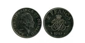 2 Francs Rainier III Monaco