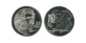 10 Euros D'artagnan