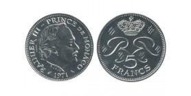 5 Francs Rainier III Monaco