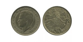 50 Francs Rainier III Monaco