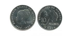 10 Francs Grace Monaco Argent