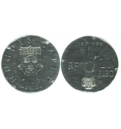 10 Euros Hugues Capet