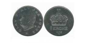 1 Couronne Norvège