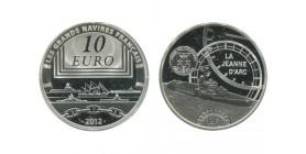 10 Euros la Jeanne