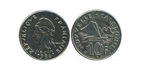 10 Francs Nouvelle Calédonie