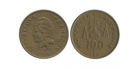 100 Francs Nouvelle Calédonie