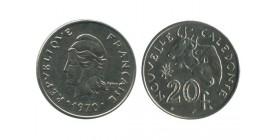 20 Francs Nouvelle Calédonie