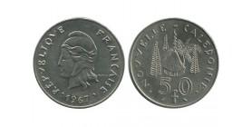 50 Francs Nouvelle Calédonie