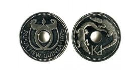 1 Kina Nouvelle Guinée Papouasie