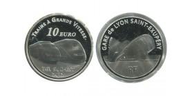 10 Euros Lyon Saint Exupery