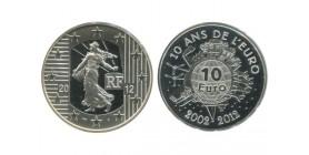 10 Euros Semeuse