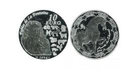 10 Euros Année du Cheval